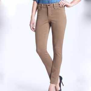 NYDJ Brown Leggings with Lift Tuck Technology